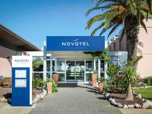 Novotel Perpignan : Hotel near Saint-Hippolyte