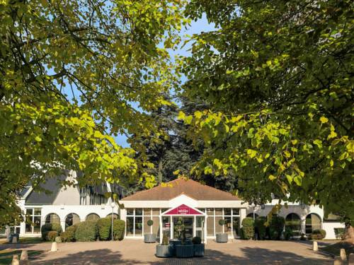 Mercure Evry Parc du Coudray : Hotel near Auvernaux