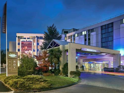 Mercure Paris Roissy CDG : Hotel near Longperrier