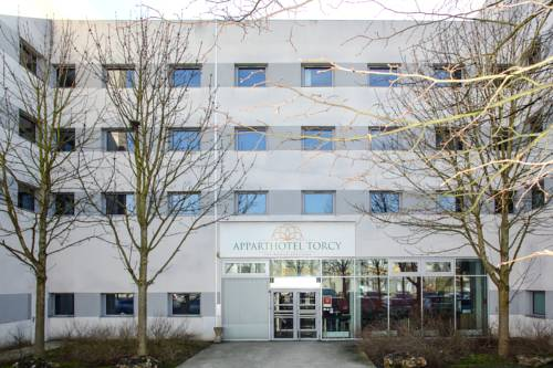 Apparthotel Torcy : Guest accommodation near Vaires-sur-Marne