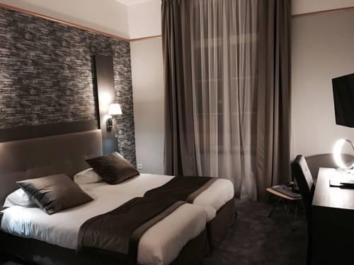 Best Western Hotel Saint Claude : Hotel near Bouchavesnes-Bergen