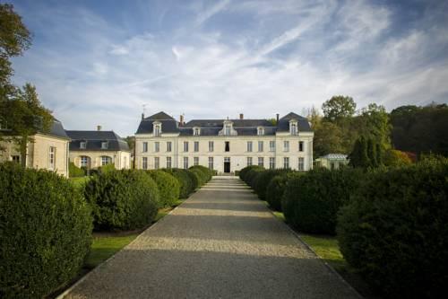 Château de Courcelles : Hotel near Cerseuil