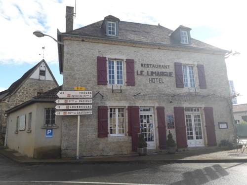 Hotel Restaurant Le Limargue : Hotel near Lavergne