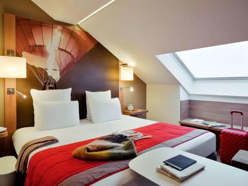 Mercure Vienne Sud Chanas : Hotel near Agnin