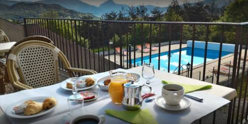 Hotel Le Panoramic : Hotel near Rougon