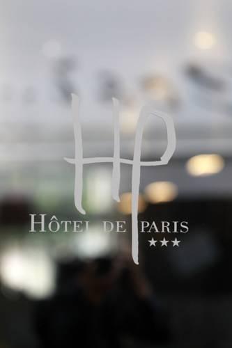 Hôtel de Paris : Hotel near Grandfontaine