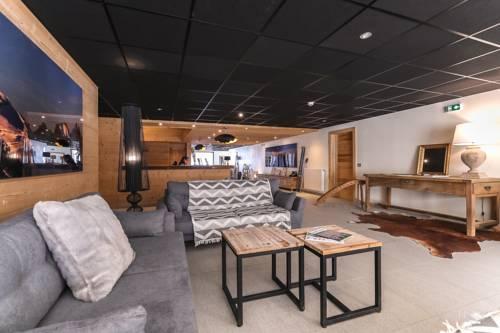 My Second Home - Les fermes du Mont-Blanc - Résidence Emotion : Guest accommodation near Combloux