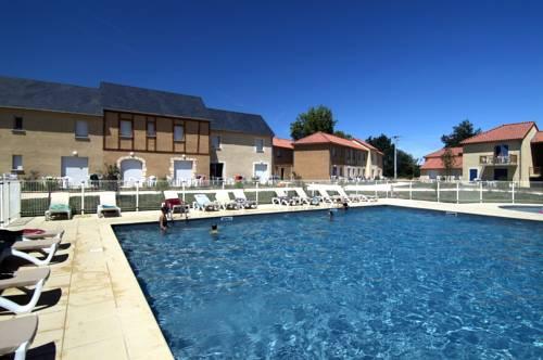 Résidence Odalys Le Hameau du Moulin : Guest accommodation near Auriac-du-Périgord