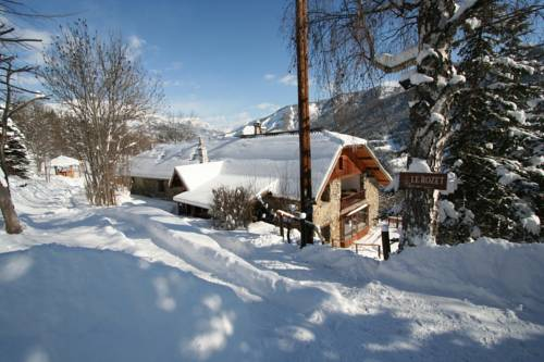 Maison d'hôtes le Rozet : Bed and Breakfast near Uvernet-Fours