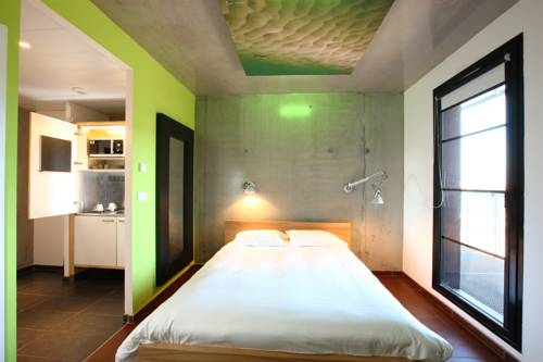 Olivarius Apart Hotel Lille Villeneuve D'Ascq : Guest accommodation near Pont-à-Marcq