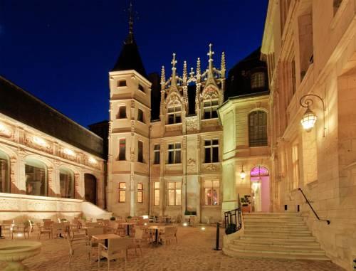 Hotel de Bourgtheroulde, Autograph Collection : Hotel near Rouen
