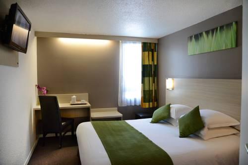 Comfort Hotel Chelles Marne-La-Vallée : Hotel near Courtry