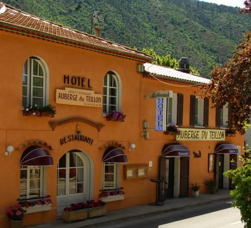 Auberge du Teillon : Hotel near Demandolx