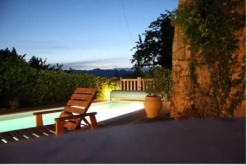 L'Evidence : Guest accommodation near Prades