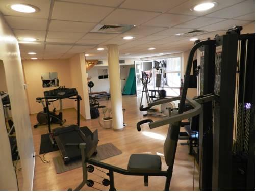 Apparts Meublés Résidence Columba : Guest accommodation near Bon-Encontre