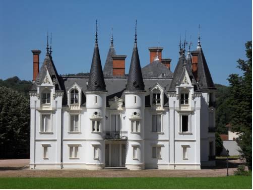 Château de la Motte : Bed and Breakfast near Châtelus