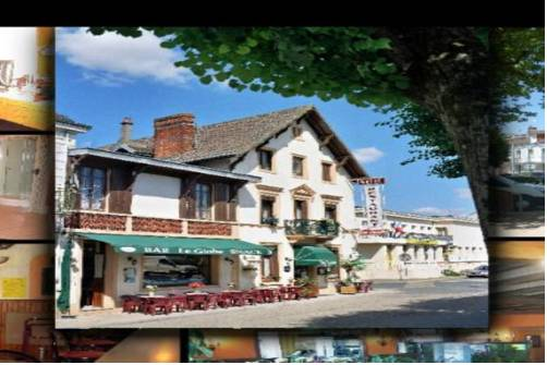 Le Globe : Bed and Breakfast near Verneuil-en-Bourbonnais