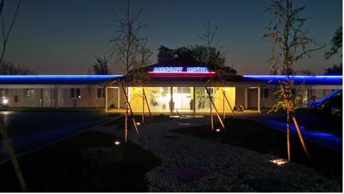 Airport-Hotel : Hotel near Vémars