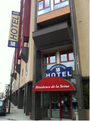 Arcantis Hotel : Hotel near Deuil-la-Barre