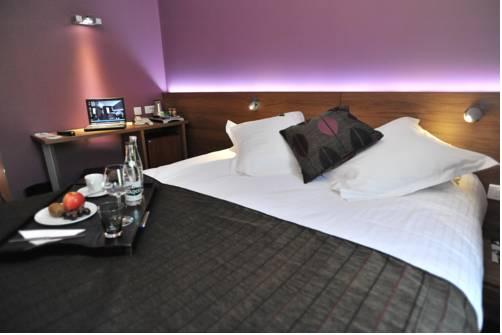 Best Western Le Longchamp : Hotel near Grézieu-la-Varenne