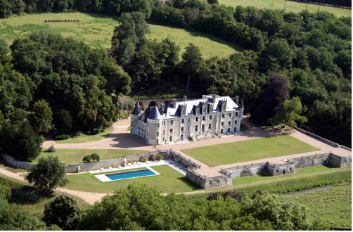 Chateau des Arpentis : Hotel near Saint-Règle
