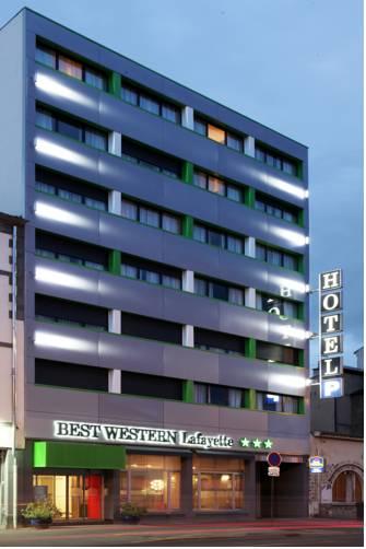 Best Western Lafayette : Hotel near Clermont-Ferrand