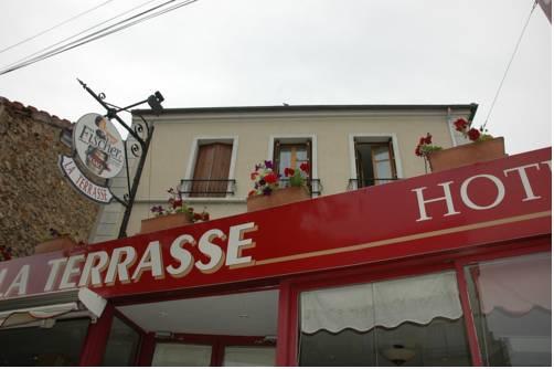 La Terrasse : Hotel near Nogent-sur-Marne