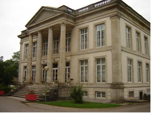 Hostellerie de la Quenoeuille : Hotel near Rinxent