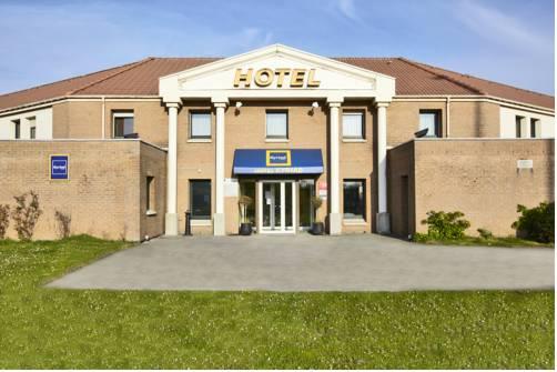 Kyriad Dunkerque Sud - Loon Plage : Hotel near Bourbourg