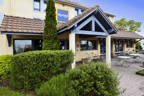 Kyriad Beauvais Sud : Hotel near Beauvais