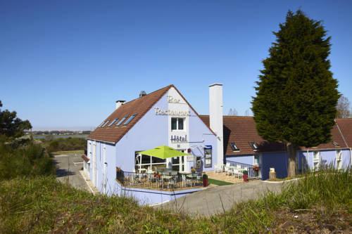 Kyriad Le Touquet - Etaples : Hotel near Frencq