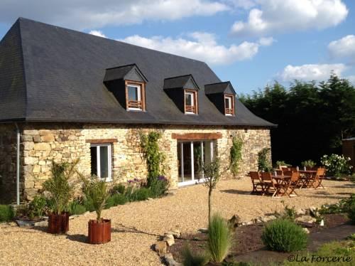 La Forcerie de Chatelais : Bed and Breakfast near Aviré