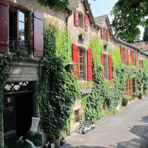 Les Magnolias : Hotel near Pousthomy
