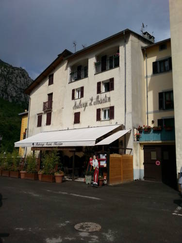 Auberge Saint Martin : Hotel near Tende