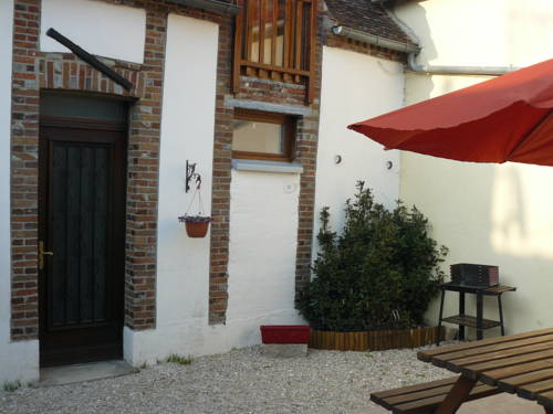 Maisonnette La Bienvenue : Guest accommodation near Villuis