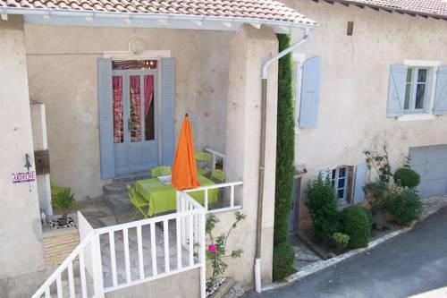 Gîte La Cesarine : Guest accommodation near Saint-Cierge-la-Serre