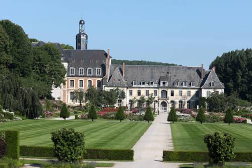 Abbaye de Valloires : Hotel near Douriez