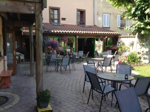 L'Inattendu : Hotel near Saint-Étienne-sur-Chalaronne