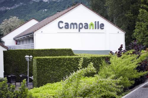 Campanile Grenoble Nord - Saint-Egrève : Hotel near Saint-Martin-le-Vinoux