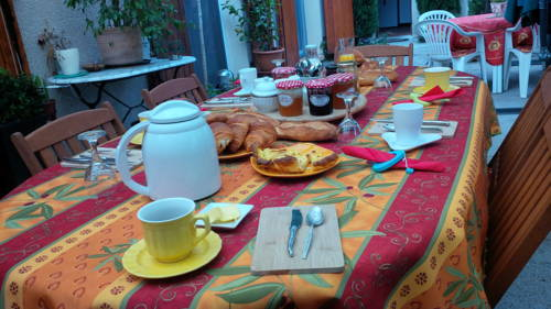 L'Oustalet : Guest accommodation near Salignac