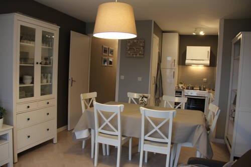 Appartement à Sainte-Cécile Plage : Apartment near Camiers