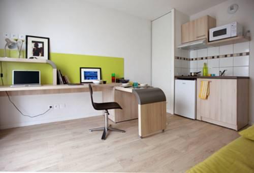 Résidence Suiteasy Lucien Jonas : Guest accommodation near Aulnoy-lez-Valenciennes