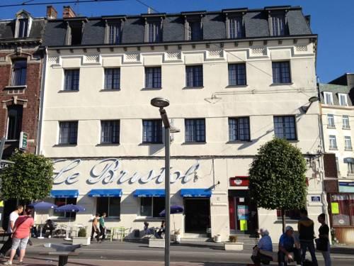 Hotel Le Bristol : Hotel near Fresnes-sur-Escaut
