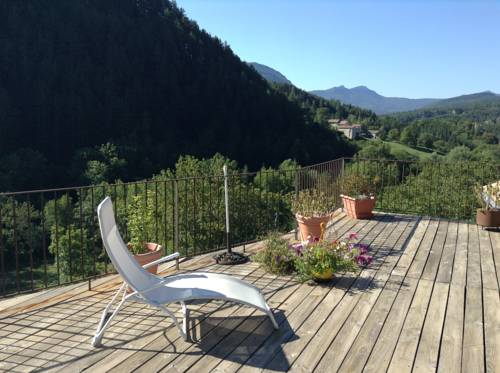 Le Fournat : Bed and Breakfast near La Beaume