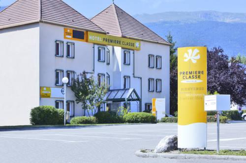 Premiere Classe Geneve - Saint Genis Pouilly : Hotel near Farges