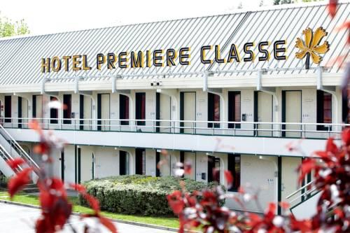 Premiere Classe Rennes Est Cesson : Hotel near Cesson-Sévigné