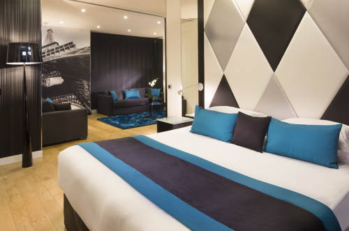 L'Empire Paris : Hotel near Paris 1er Arrondissement