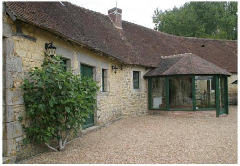 Gites de Boisaubert : Guest accommodation near Le Mêle-sur-Sarthe