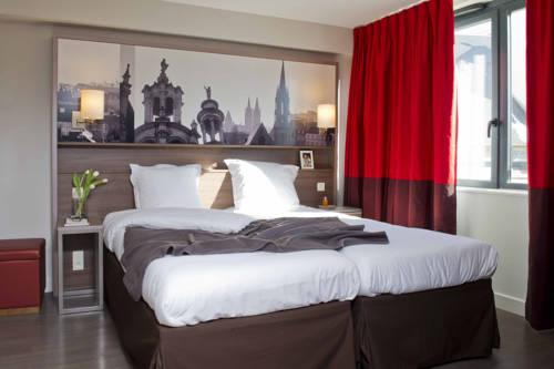 Aparthotel Adagio Caen Centre : Guest accommodation near Caen