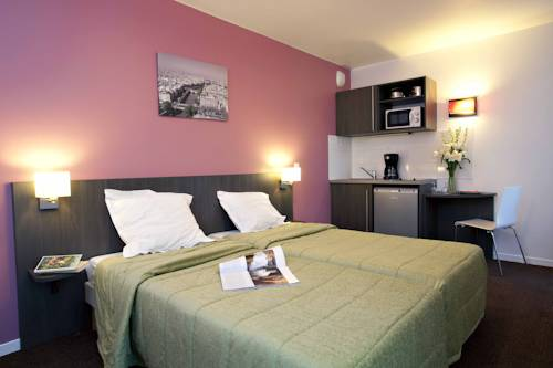 Aparthotel Adagio Access Paris Asnières : Guest accommodation near Colombes
